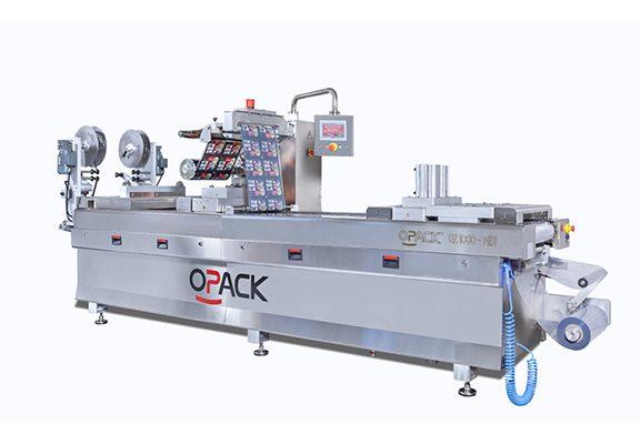 Termoform Paketleme Makinesi QZ 1000 MINI